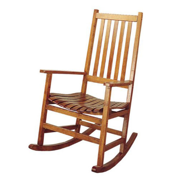 Coaster Southern Country Porch Rocking Chair