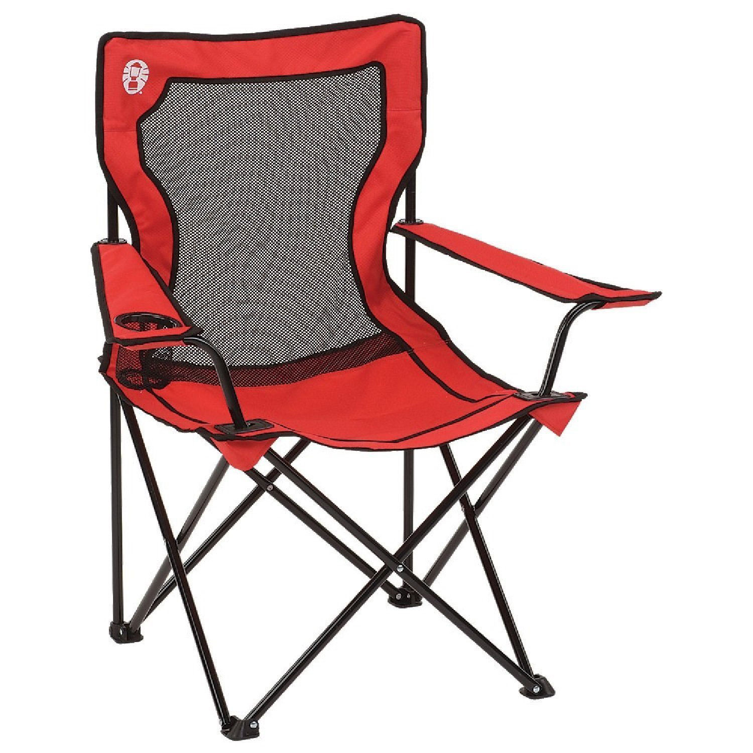 Coleman Broadband Camping Chair With Carrying Bag