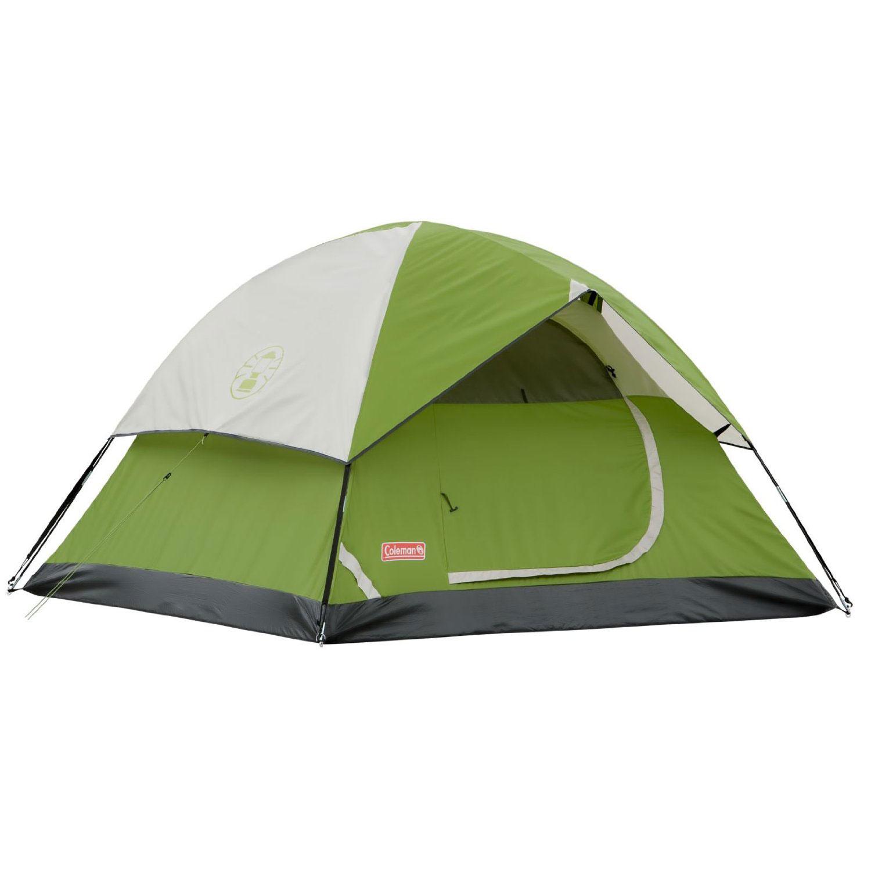 Coleman Sundome 2-6 Person Family Tent