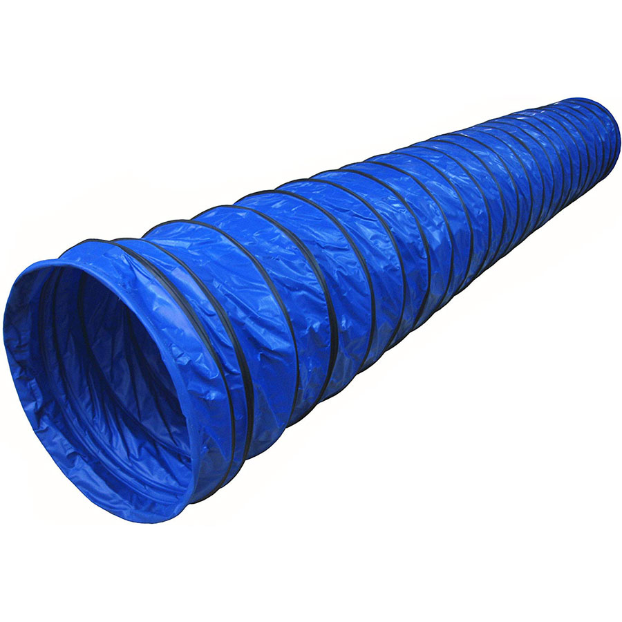 Cool Runners Lightweight PVC Dog Agility Tunnel