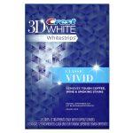 Crest 3D White Whitestrips Classic Vivid Teeth Kit