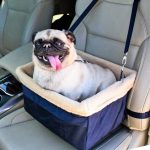 Devoted Doggy Deluxe Dog Car Seat