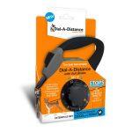 Dial-A-Distance Retractable Dog Leash