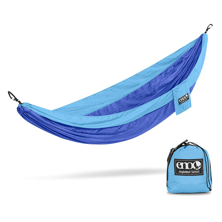 Eagles Nest Outfitters ENO SingleNest Camping Hammock