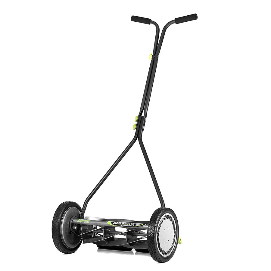 Earthwise 1715-16EW 16-Inch Push Reel Lawn Mower