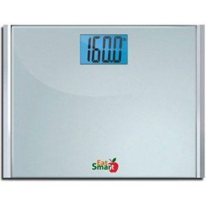 EatSmart Ultra-Wide Precision Plus Digital Bathroom Scale