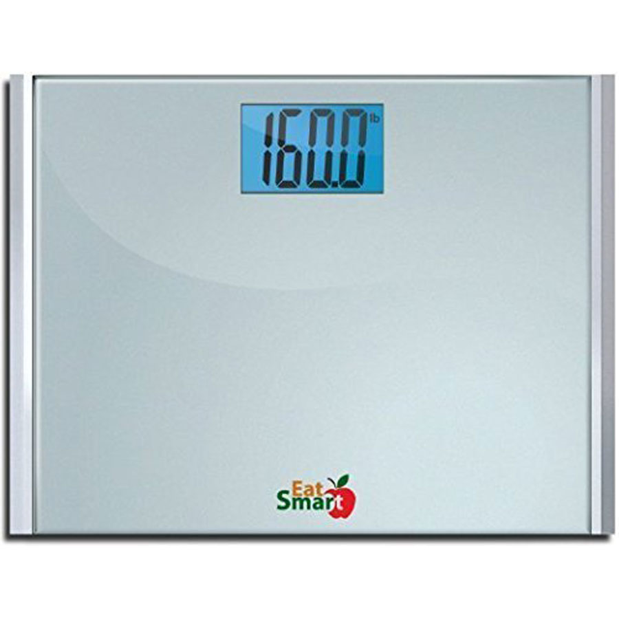 EatSmart Ultra-Wide Precision Plus Digital Bathroom Scale