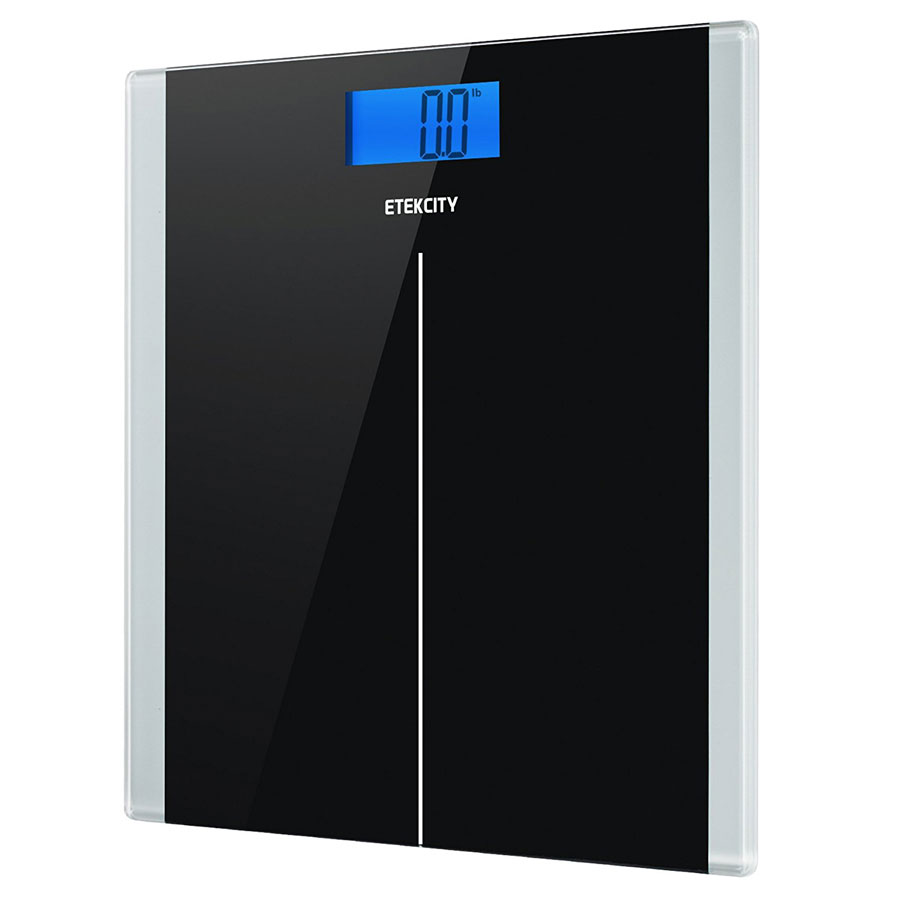 Etekcity Step-On Technology Digital Bathroom Scale
