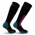 Eurosocks Padded Micro Supreme Ski Socks