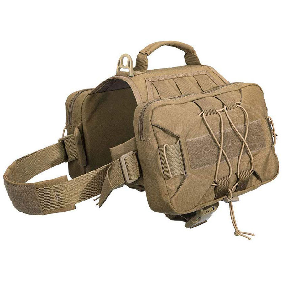 Excellent Elite Spanker Dog Backpack