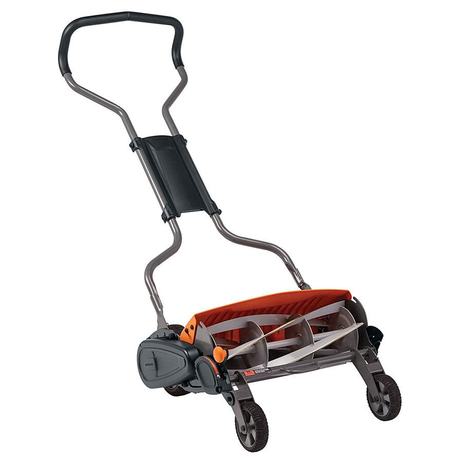 Fiskars 18-Inch StaySharp Max Reel Lawn Mower