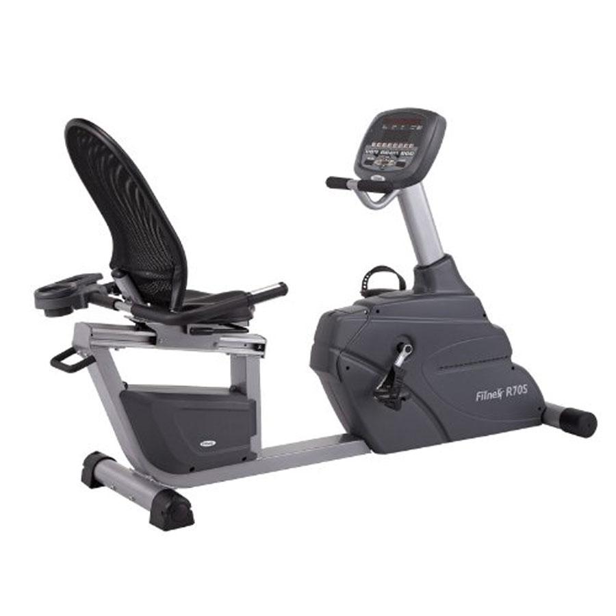 Fitnex R70 Stationary Recumbent Exercise Bike