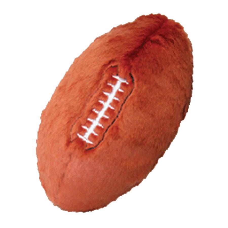 Fluff & Tuff Football Dog Plush Toy