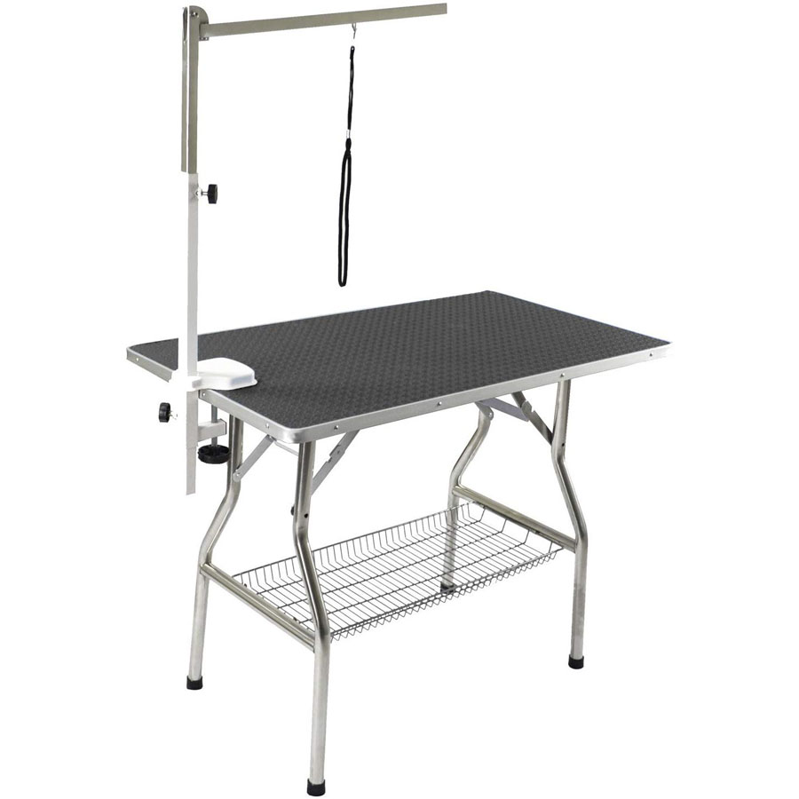 Flying Pig Foldable Heavy-Duty Dog Grooming Table