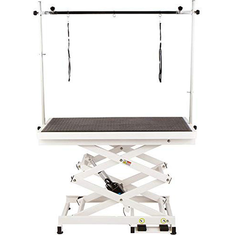 Flying Pig Heavy-Duty Electric Dog Grooming Table