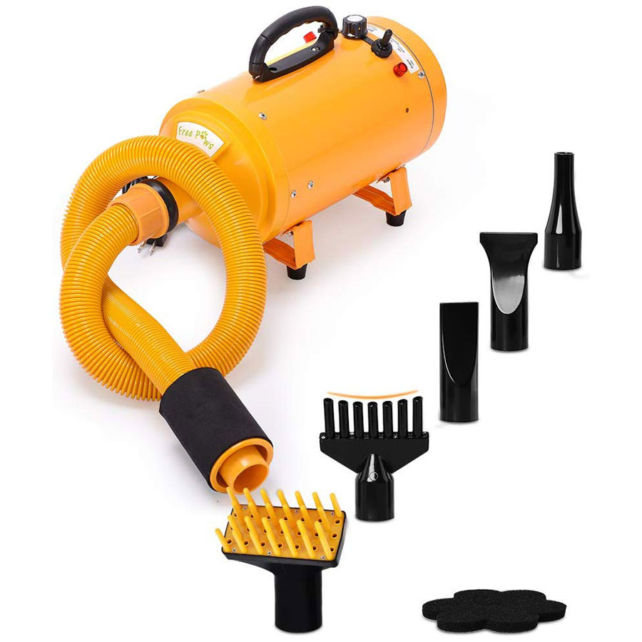 Free Paws Grooming Professional Dog Dryer