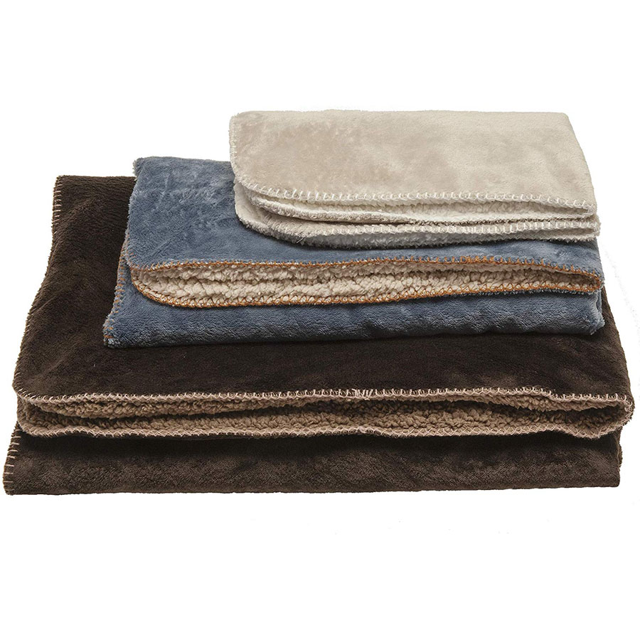 Furhaven Water-Resistant Insulated Dog Blanket