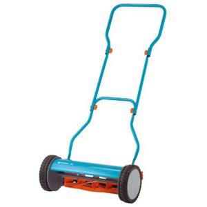 Gardena 4023 15-Inch Silent Push Reel Lawn Mower