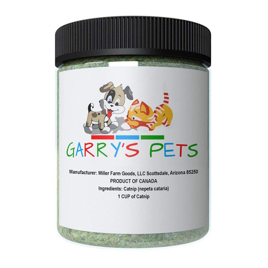 Garry's Pets Maximum Potency Premium Catnip