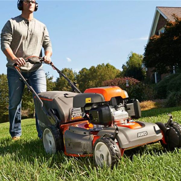 Best Gas Lawn Mower – Reviews & Buying Guide