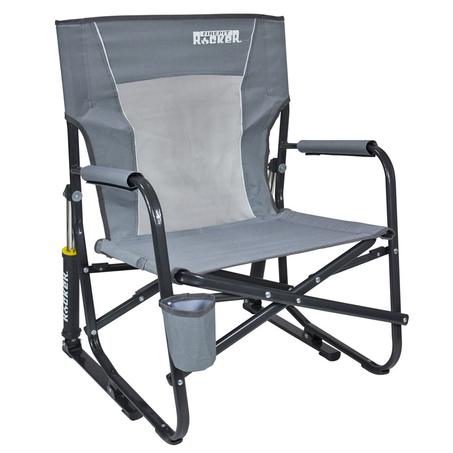GCI Outdoor Portable Folding Rocking Camping Chair