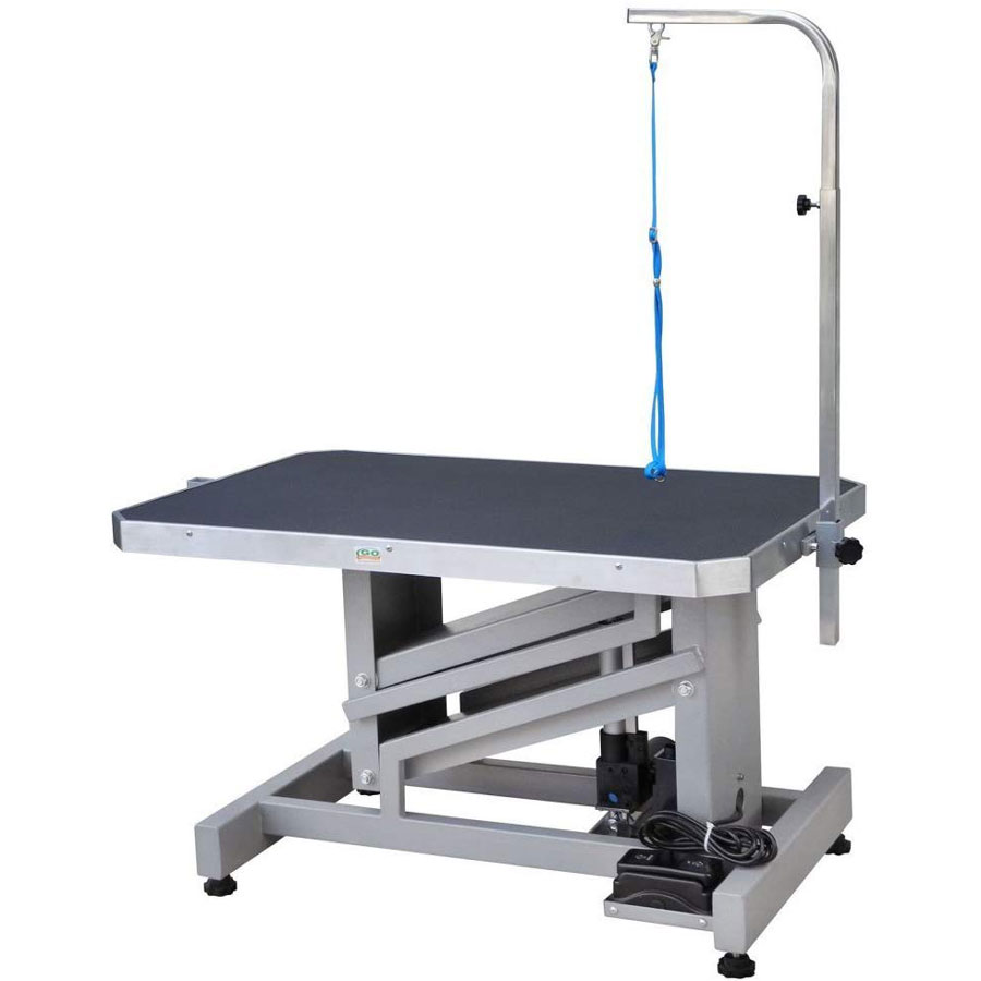 Go Pet Club Electric Motor Dog Grooming Table