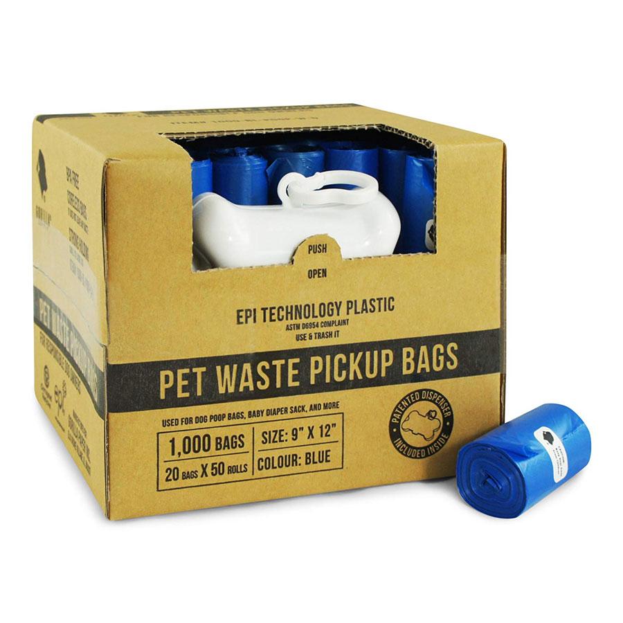 Gorilla Supply Dispenser Dog Poop Bags