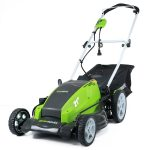 Greenworks 25112 13-Amp Corded 21-Inch Electric Lawn Mower