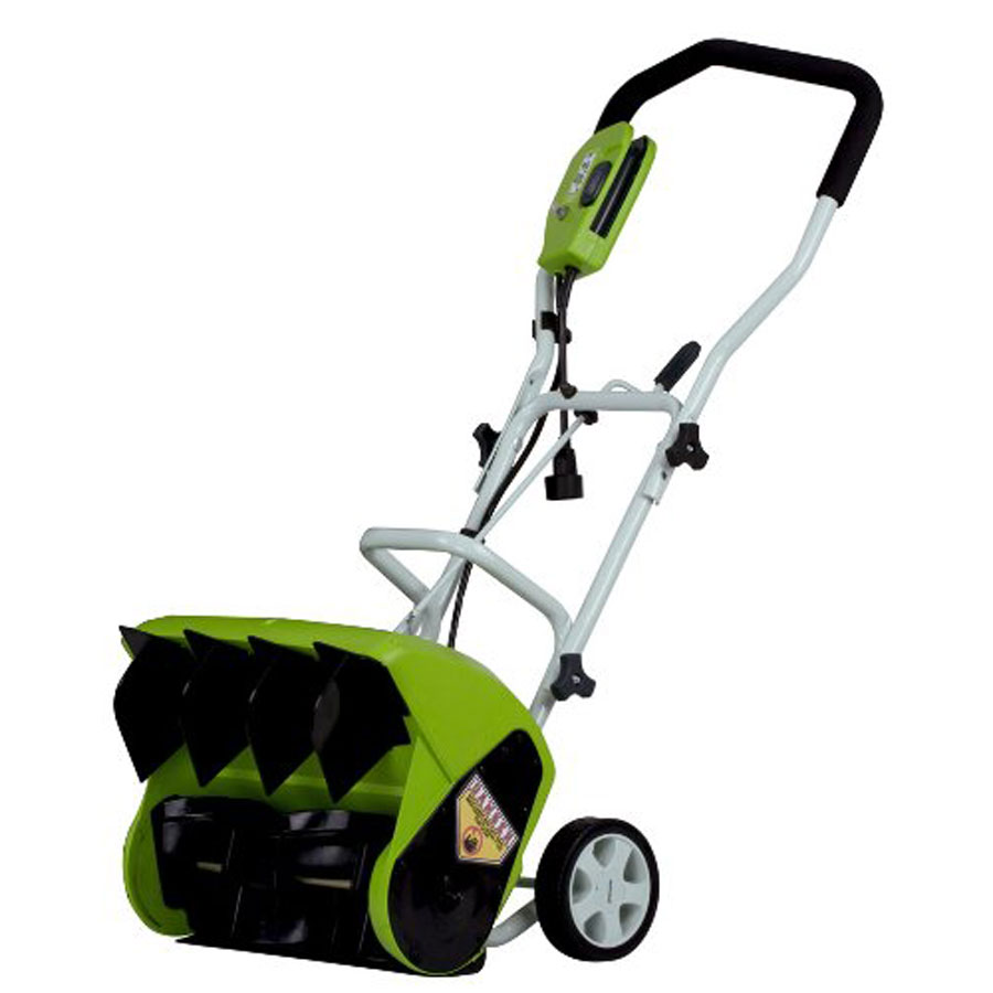Greenworks 26022 Corded Electric Snow Shovel