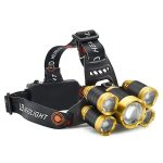 HG Rechargeable LED Headlamp