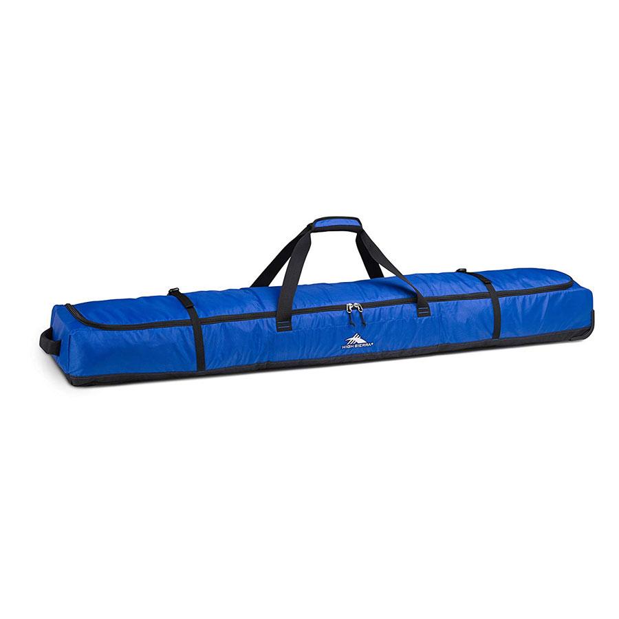 High Sierra Wheeled Double Ski Bag