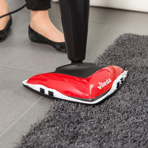 How to Use Vileda Steam Mop