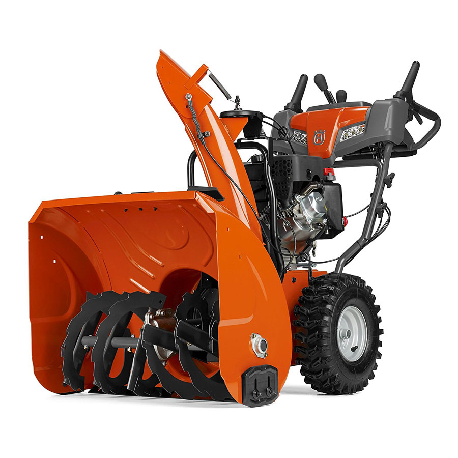 Husqvarna 961930097 ST227 27-Inch Two-Stage Gas Snow Blower