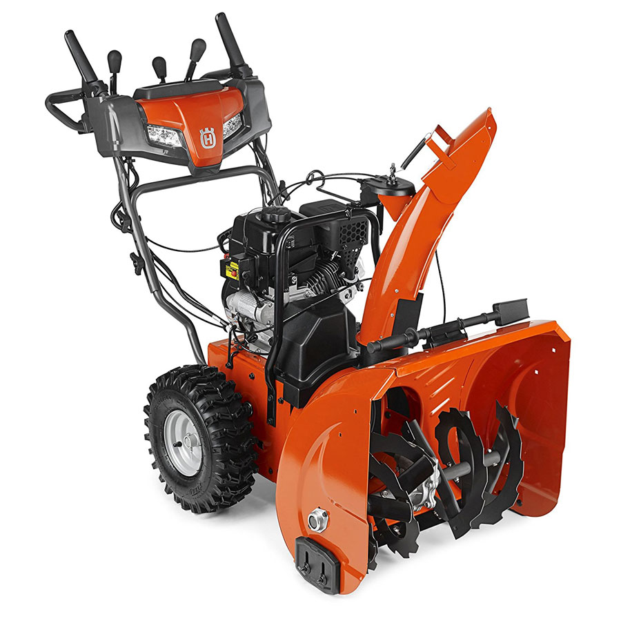 Husqvarna ST224 24-Inch Two-Stage Gas Snow Blower