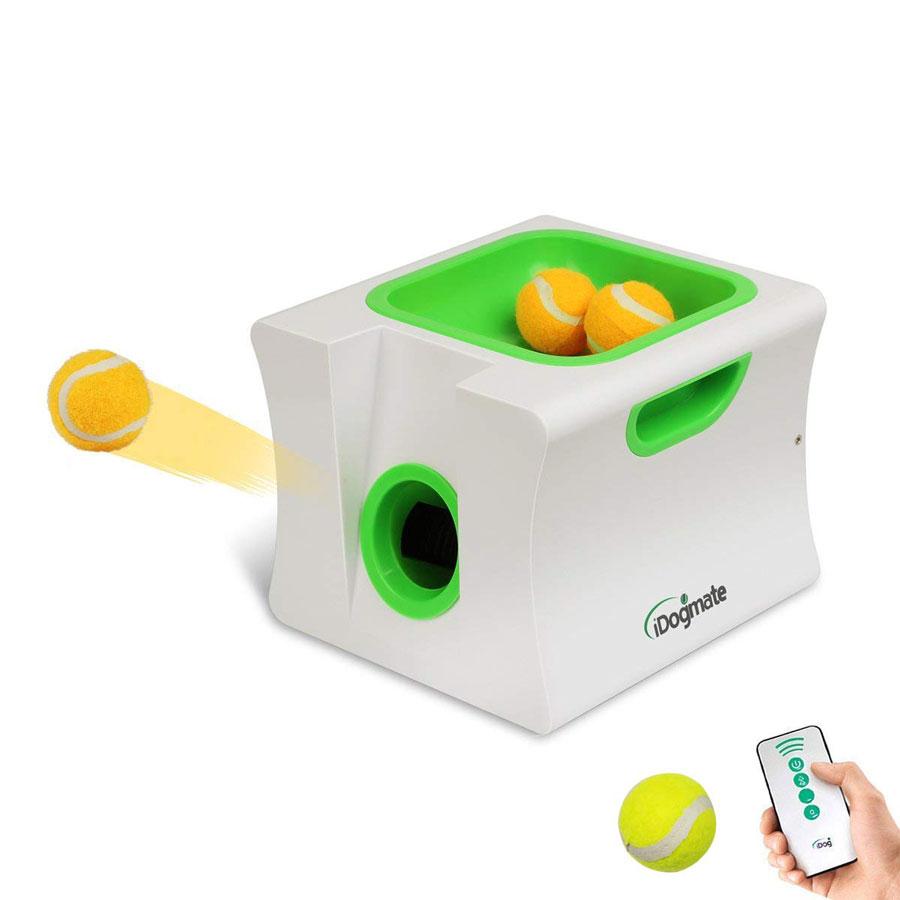 iDogmate Mini Automatic Dog Ball Launcher