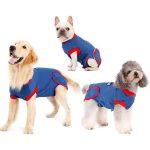 Idomik XS-to-2XL Anti-Licking Dog Recovery Suit