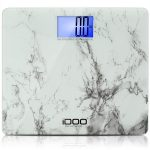 iDOO Heavy-Duty Ultra Wide Digital Bathroom Scale