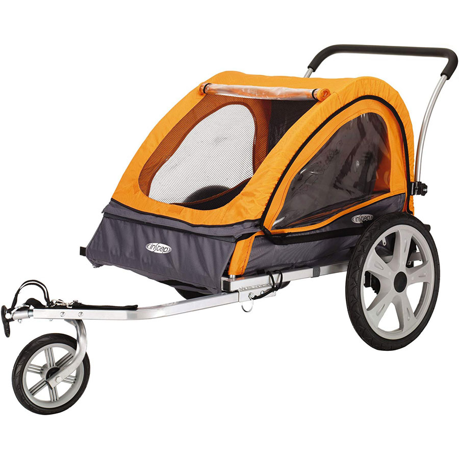Instep Quick-N-EZ Dog Bike Trailer