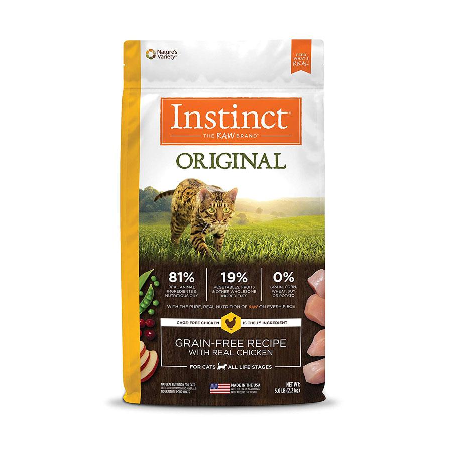 Instinct Original Grain-Free Natural Dry Kitten Food