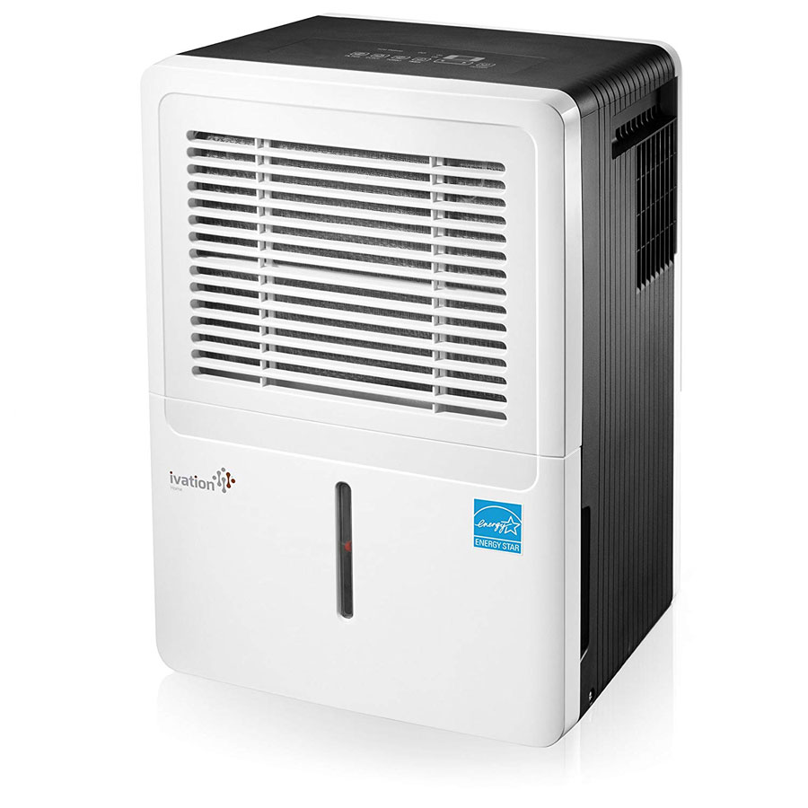 Ivation 70-Pint Programmable Energy Star Dehumidifier