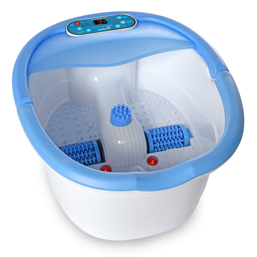 Ivation Digital Adjustable Temperature Spa Foot Bath