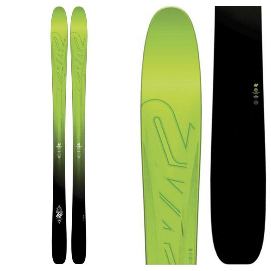 K2 Pinnacle 95 All-Mountain Skis