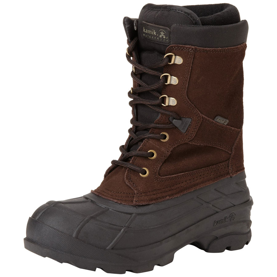 Kamik NationPlus Insulated Winter Boots