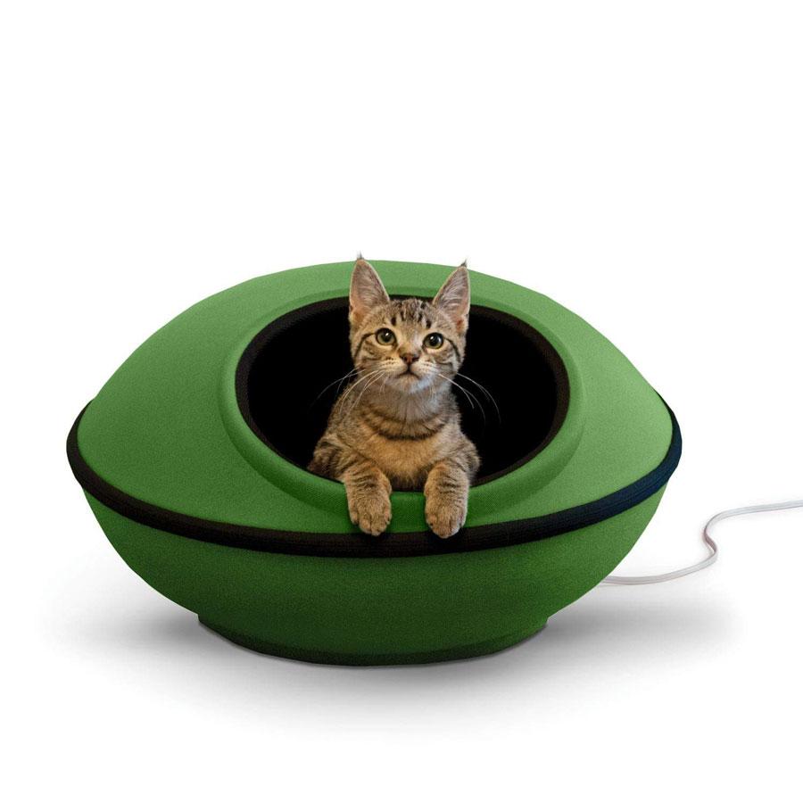 K&H Manufacturing Mod Heated Dream Cat Bed
