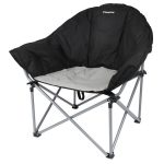 KingCamp Oversize Padded Heavy Duty Camping Chair