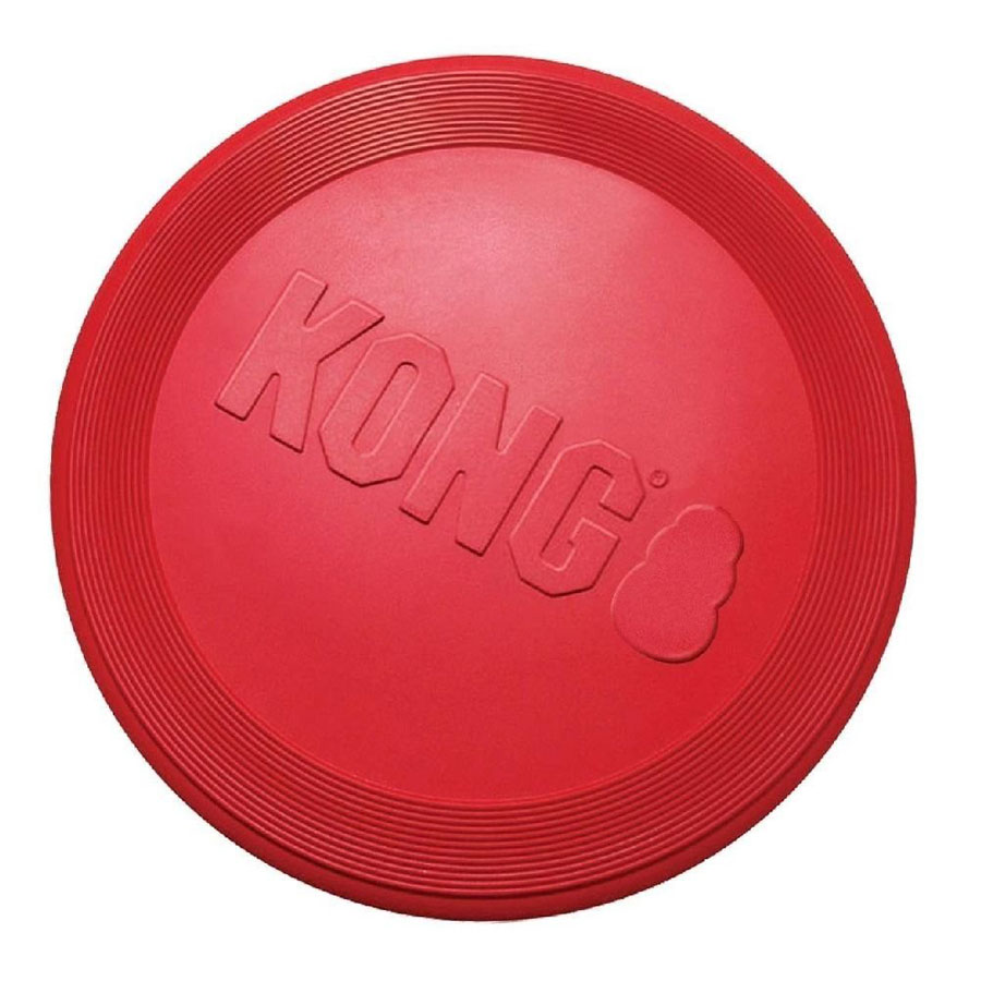 Kong Durable Frisbee Disc Dog Fetch Toy
