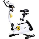 L Now D808 Upright Stationary Bike