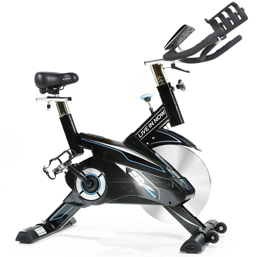 L Now Professional HIIT Indoor Exercise Bike