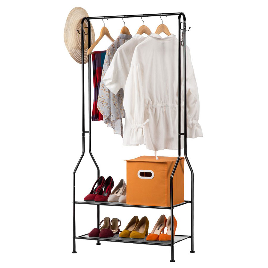Langria Heavy Duty Commercial Grade Clothes Rack