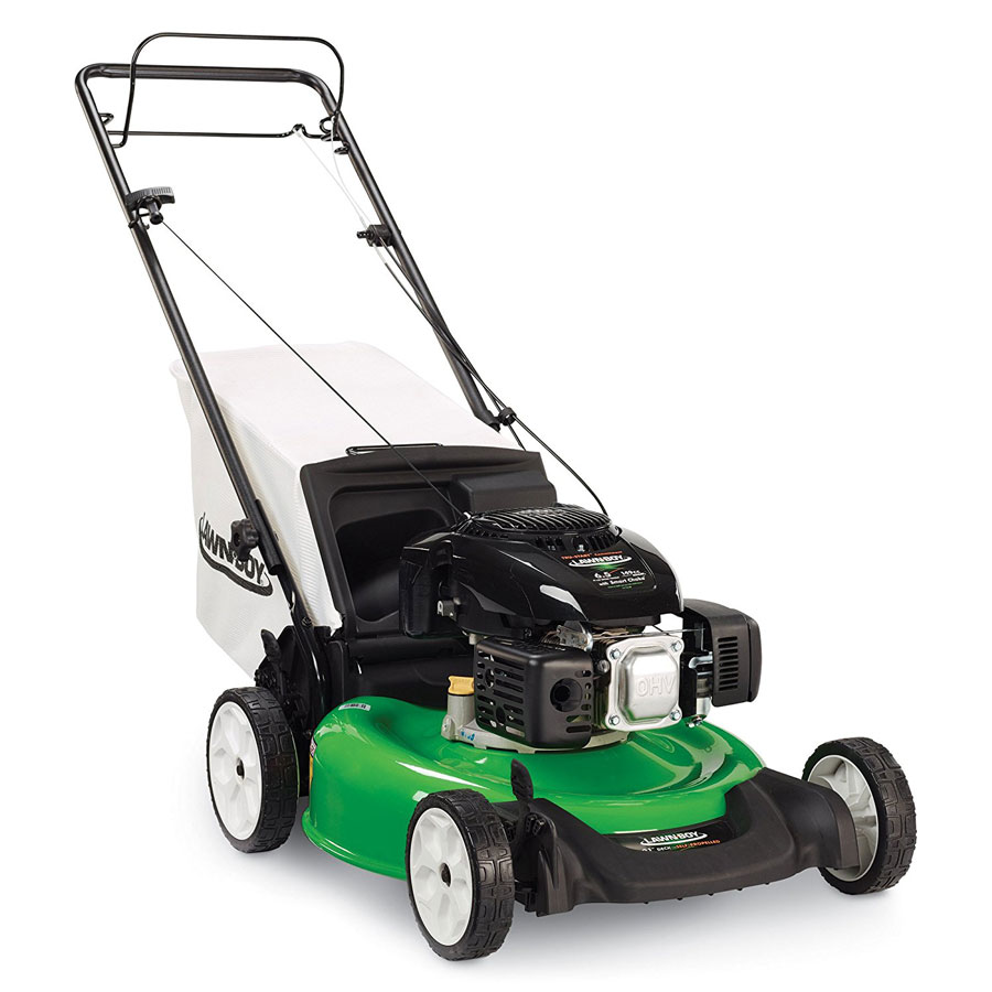 Lawn-Boy 17732 149cc 21-Inch Self-Propelled Gas Lawn Mower